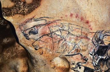 La grotte Chauvet, palais des mémoires