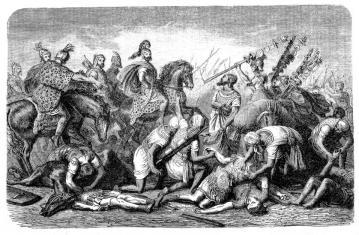Mes pires ennemis : Hannibal et les Celtes