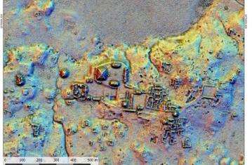 Naachtun, cité maya et capitale perdue