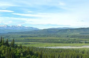 Briser la glace… Recherches archéologiques en Alaska