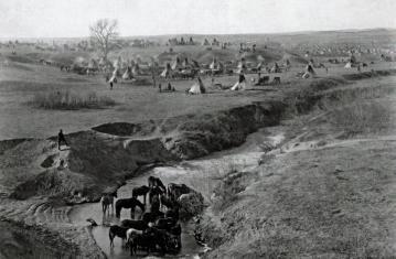 L'histoire s'est arrêtée… à Wounded Knee