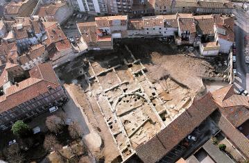 Capitale du royaume wisigoth au Ve siècle