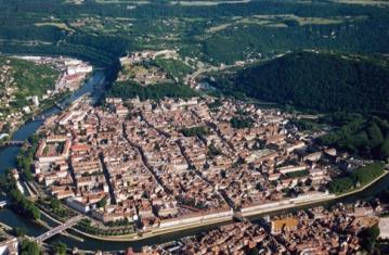 De <i>Vesontio</i> à Besançon