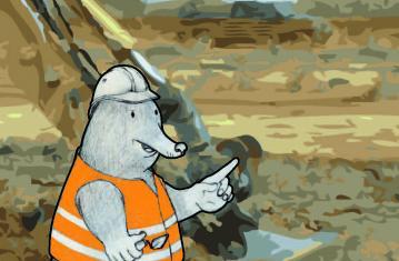 Découvre l'archéologie avec Tip Taupe !
