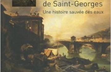Visuel Lyon. Les bateaux de Saint-Georges