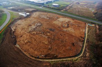 L'archéologie du plateau de Saclay