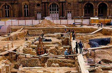La fabrique de l'archéologie en France