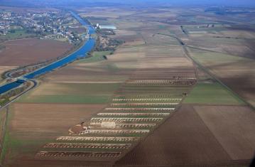 Archéologie du tracé du canal Seine-Nord Europe