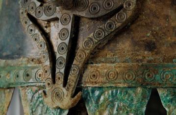 Le mobilier des tombes aristocratiques de Saint-Dizier