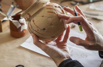 Les disciplines de l'archéologie