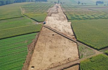 Archéologie de la ligne à grande vitesse Est européenne
