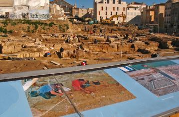 Archéologie de la ville de Marseille