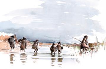Peuplements néandertaliens dans le nord de la France