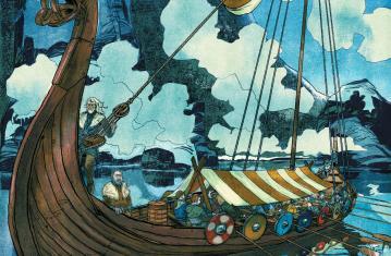 Quiz Viking, Actes Sud Junior - Inrap, 2016