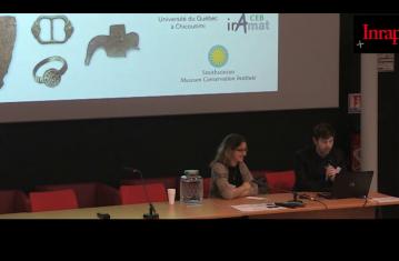 Présentation du programme de recherche francocanadien « Connexions transatlantiques » sur le petit mobilier colonial français