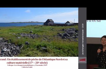 Un établissement de pêche de l'Atlantique Nord et sa culture matérielle