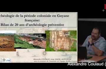 Bilan des recherches archéologiques en Guyane française