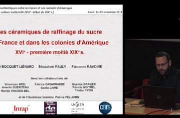 Les céramiques de raffinage du sucre en France et dans les colonies d'Amérique (XVIe–première moitié du XIXe s.)