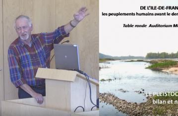 Le Pléistocène de la région Centre-Val de Loire : nouvelles donnés issues de la recherche archéologique préventive