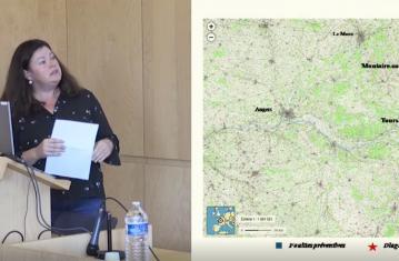 Occupation du territoire aux marges méridionales du Bassin parisien au Paléolithique moyen et au Paléolithique supérieur ancien : nouvelle données