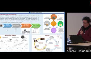 Analyses chimiques par spectrométrie de masse et bioarchéologie