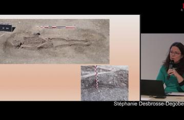 De l'utilisation de la bioarchéologie pour la compréhension des architectures funéraires dans les sépultures médiévales