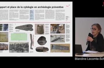 Apport et place de la xylologie en archéologie préventive