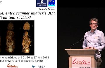 La fouille virtuelle, entre le scanner et l'imagerie 3D, doit-on tout révéler ?