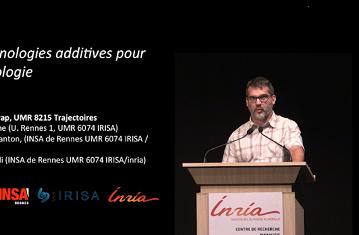 Toucher l'intangible : technologies additives pour l'archéologie