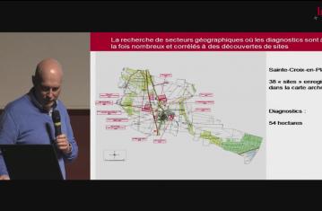 L'apport des diagnostics de la LGV Est européenne dans le développement de problématiques paléo-environnementales et d'occupation du sol en Alsace