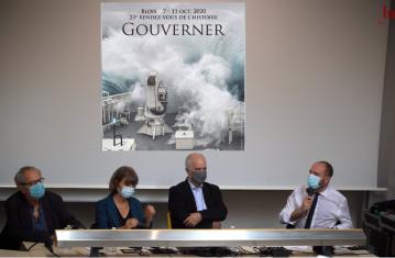 Gouverner : comment l'archéologie perçoit l'exercice du pouvoir