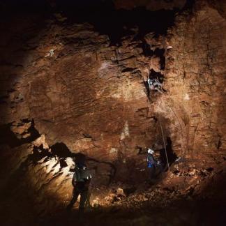 Chasseurs de cavernes