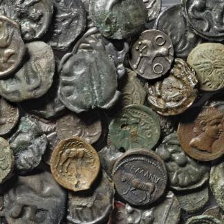 Monnaie de celtes