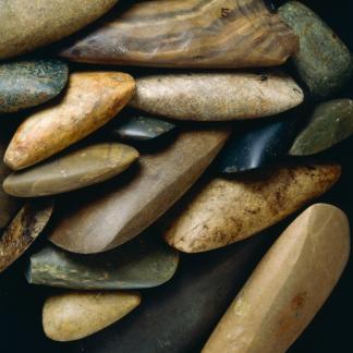 Arts et objets de prestige du Néolithique