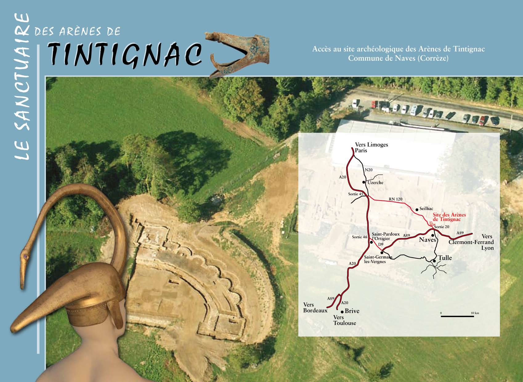 Le sanctuaire des arènes de Tintignac