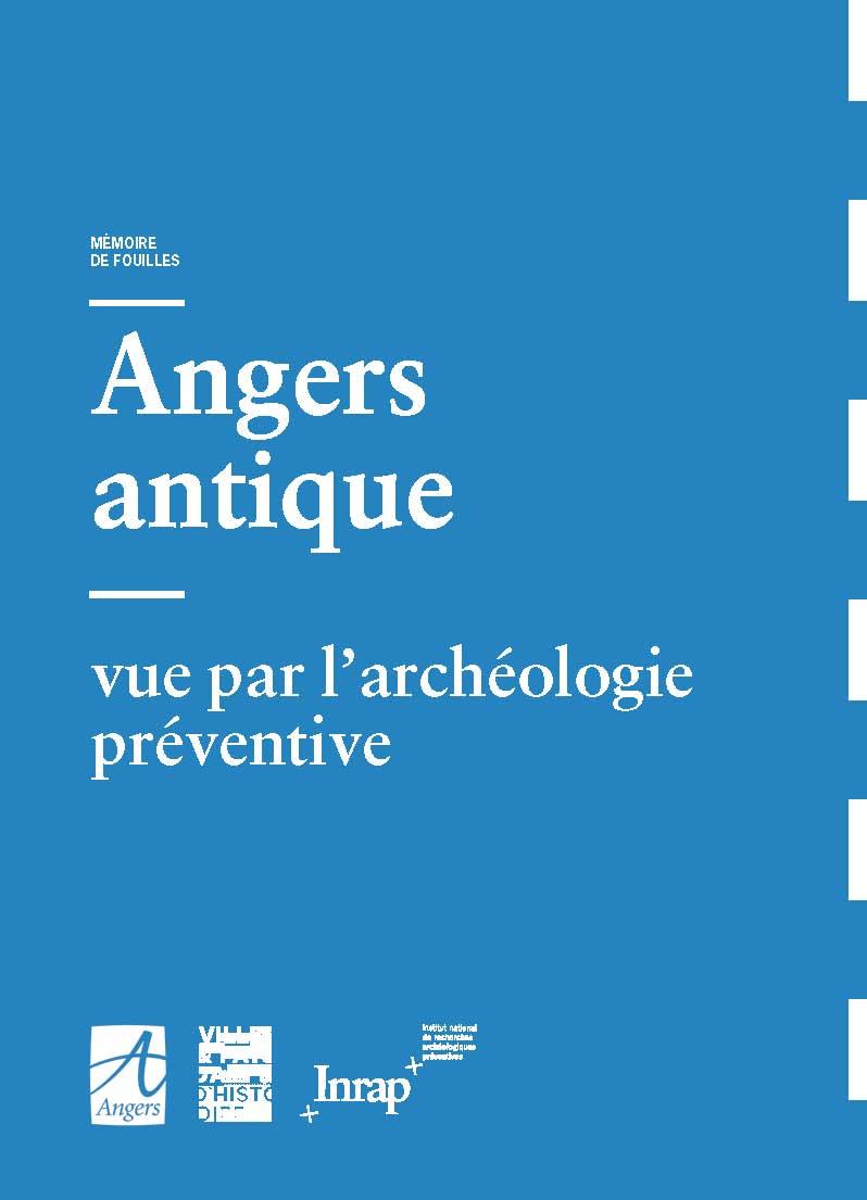 mémoire de fouilles - Angers, 2016