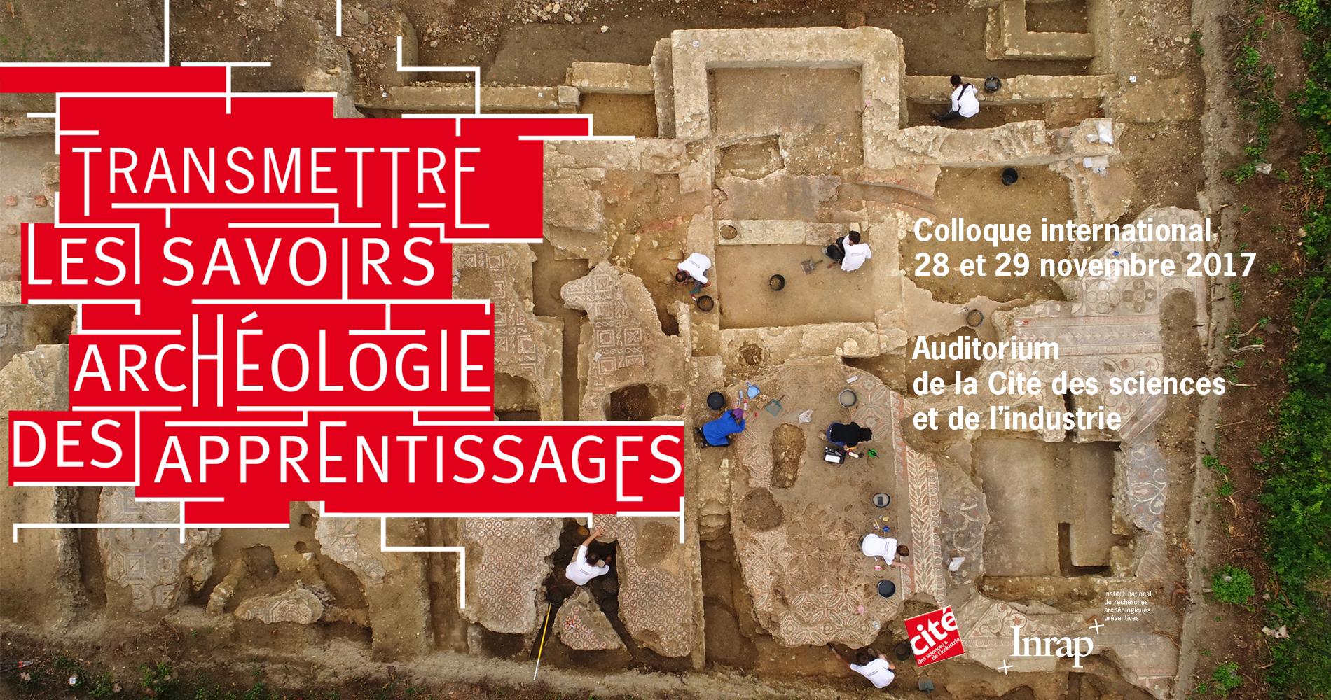 archéologie des apprentissages