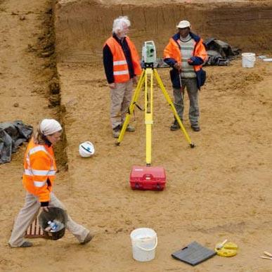 La législation de l'archéologie