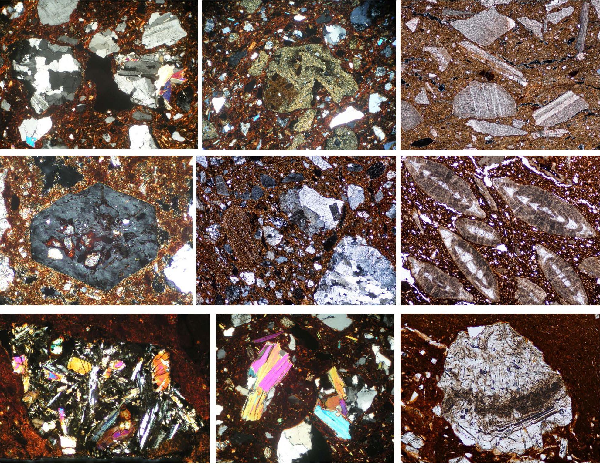 Exploitation des ressources argileuses et types de dégraissants de la céramique du Néolithique ancien au début de l'âge du Bronze en France méridionale. Statut du potier et type de production