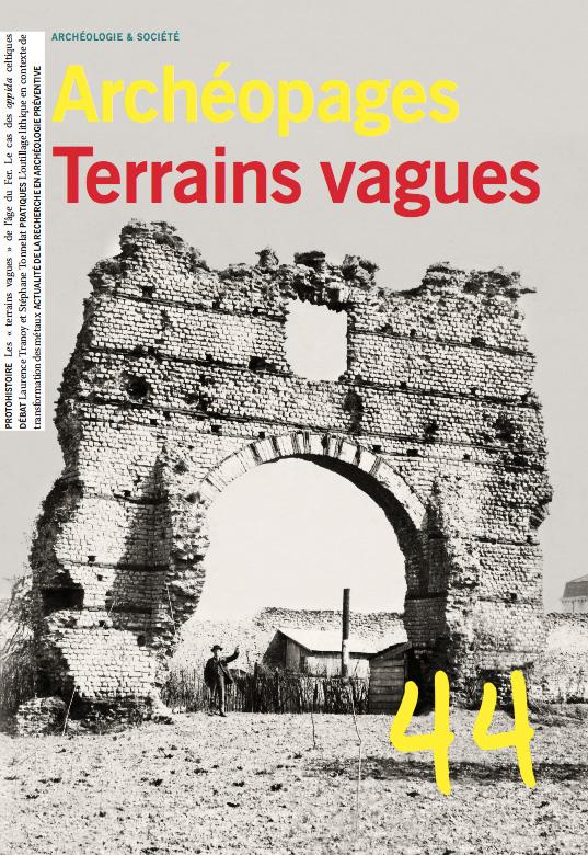 Archéopages Terrains vagues