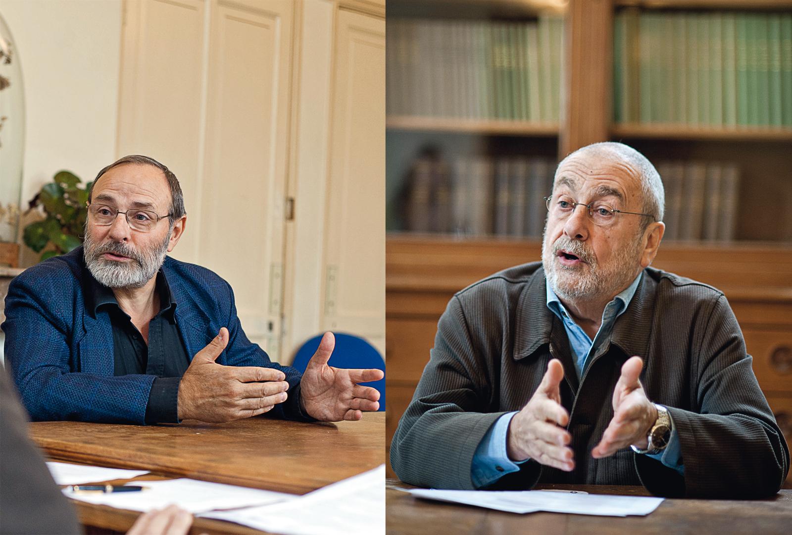 Archéopages 35 : débat