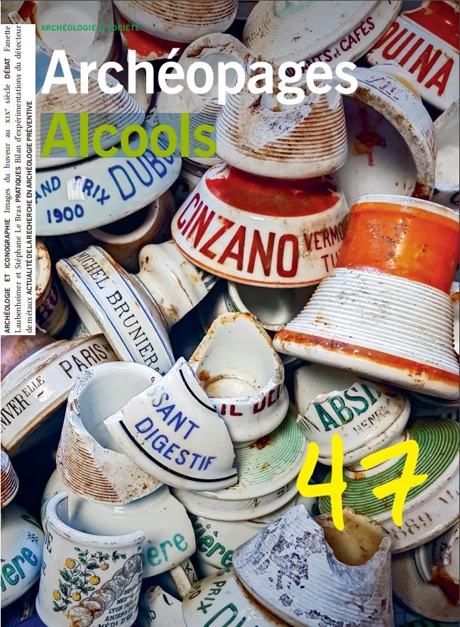 Archéopages 47 - Alcools