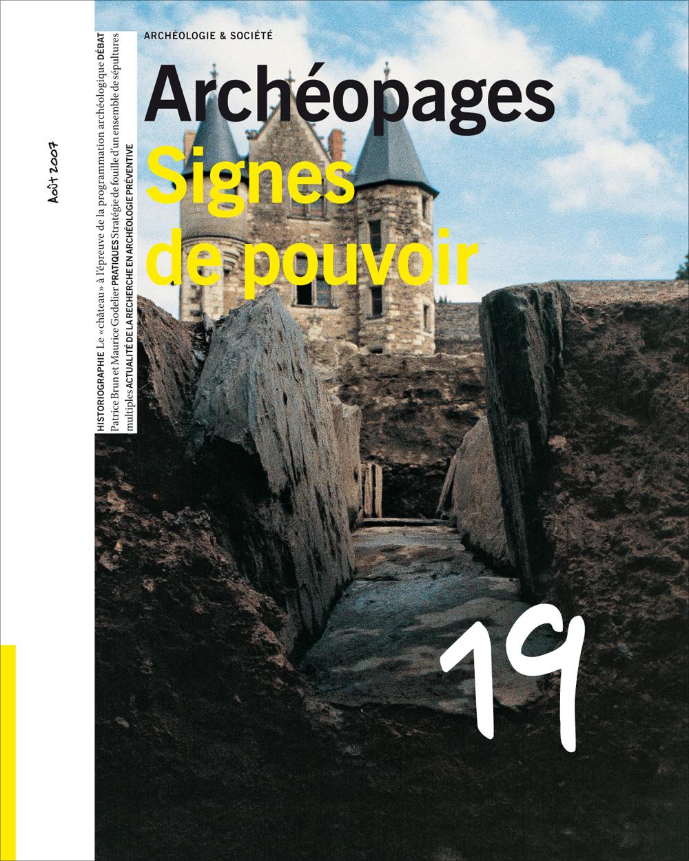 Archéopages n°19 : Signes de pouvoir