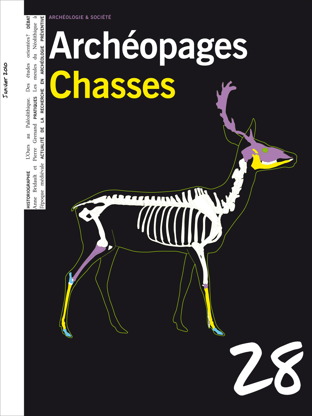 Archéopages n°28 : Chasses