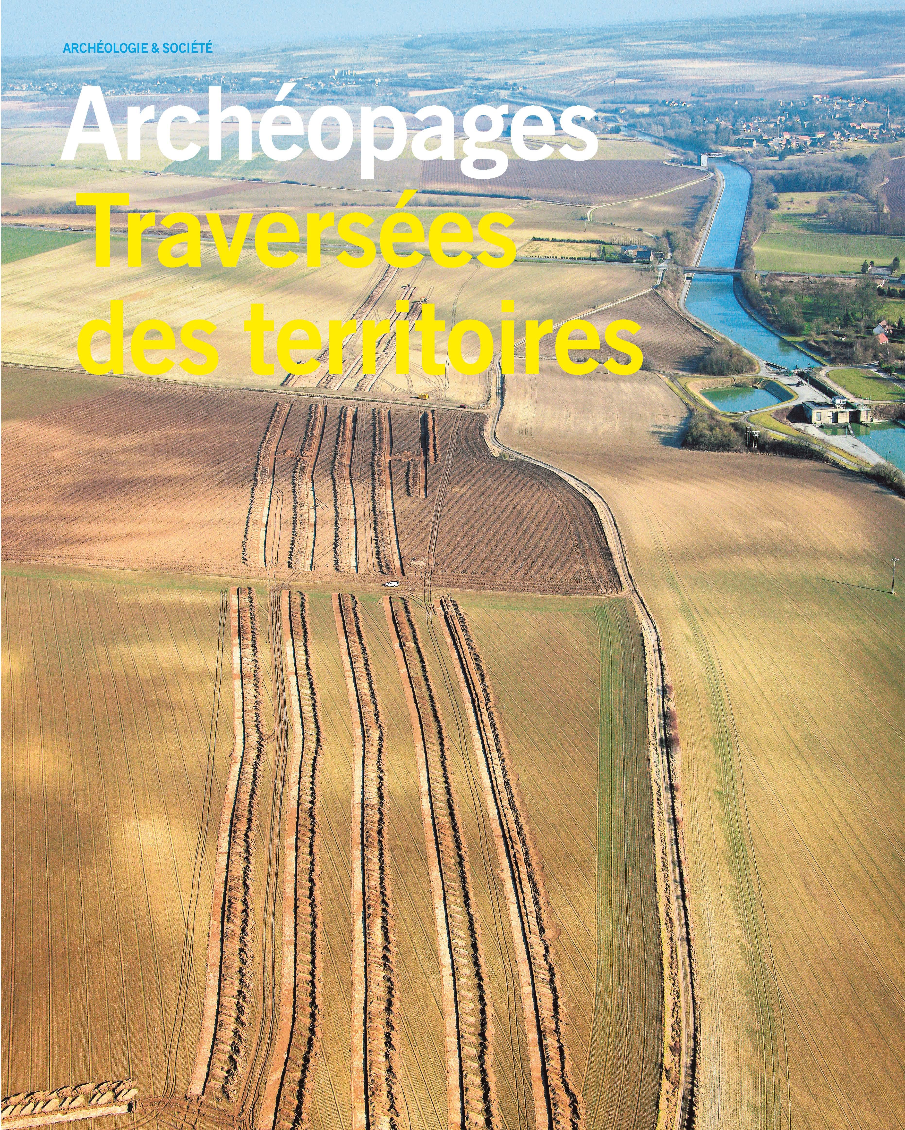 Archéopages HS 4 : Traversée des territoires