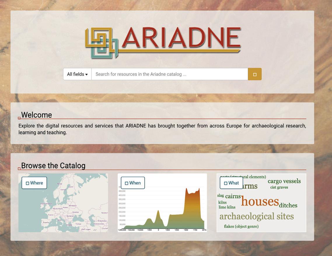 ARIADNE portal