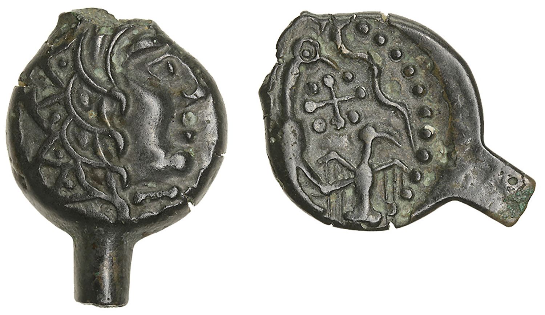 L'atelier monétaire gaulois d'Orléans : une enquête archéologique, numismatique et archéométrique sur les monnaies de bronze des Carnutes