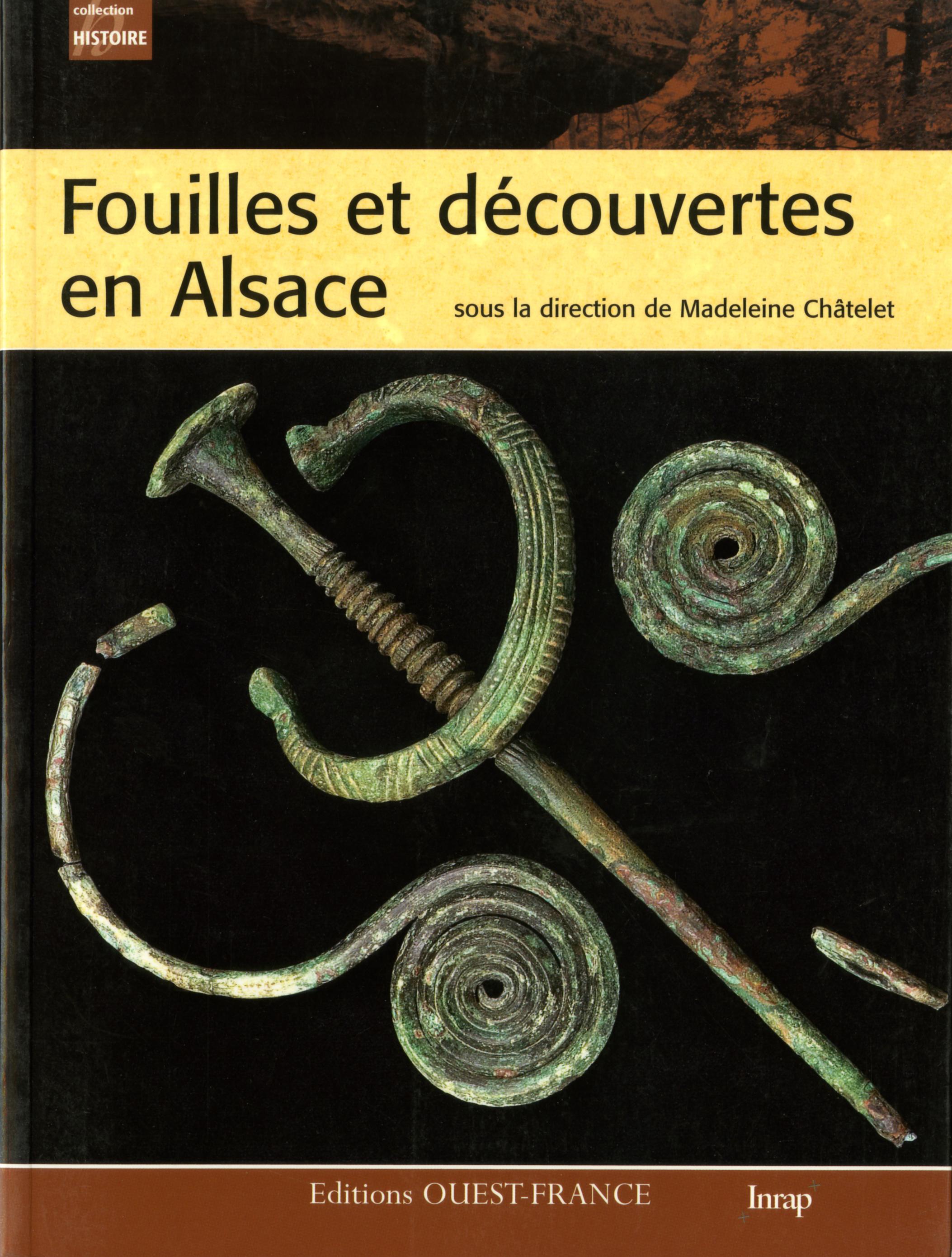 Fouilles et découvertes en Alsace