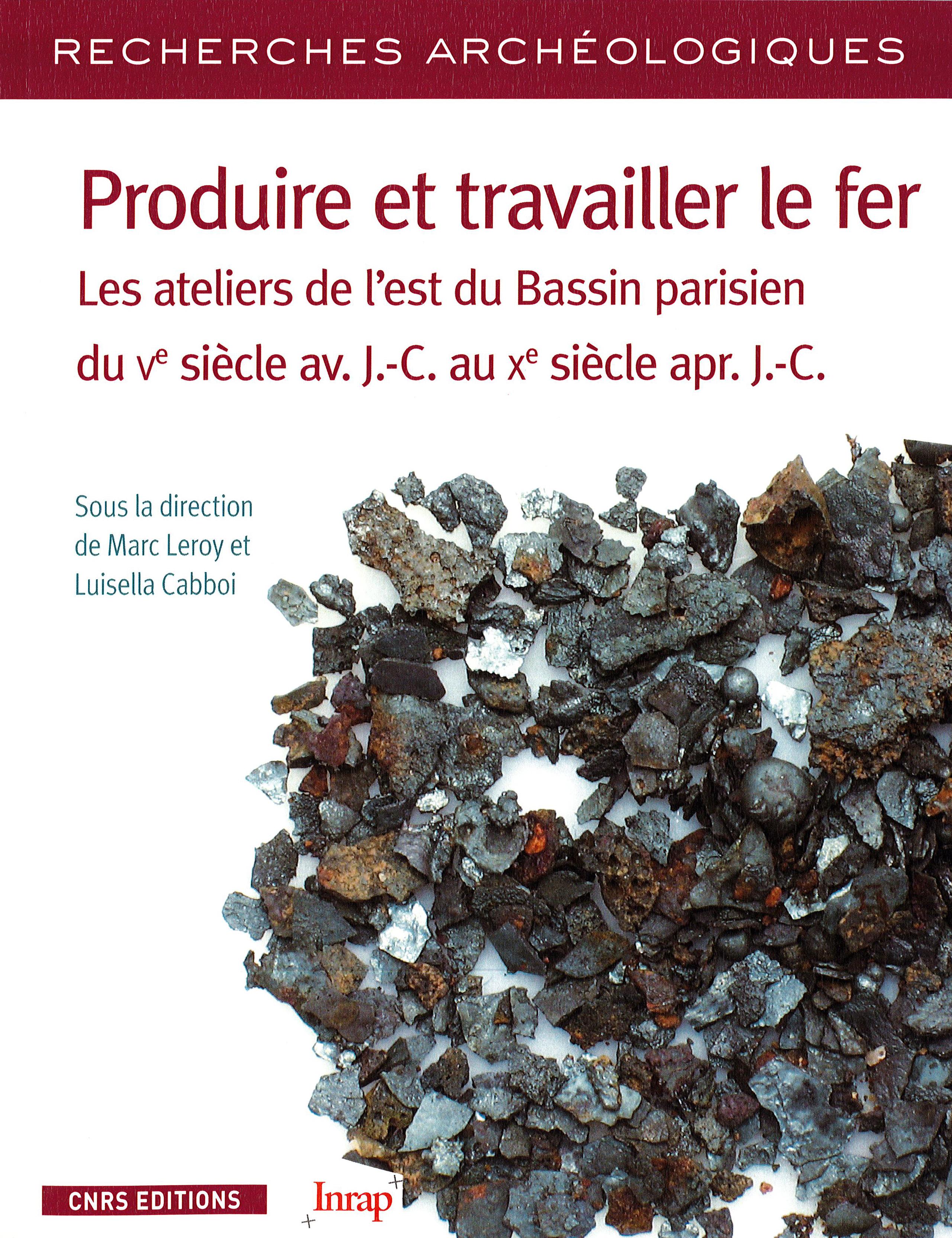 Recherches archéologiques 16